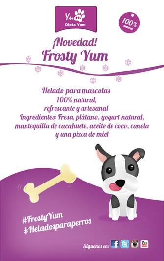 Frosty yum